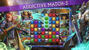 Gems Of War Match 3 RPG MOD APK Android 5.0.0 Screenshot