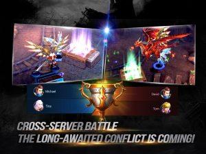 Goddess Primal Chaos En Free 3D Action MMORPG MOD APK Android 1.82.22.070800 Screenshot