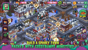 Goosebumps HorrorTown The Scariest Monster City MOD APK Android 0.7.8 Screenshot