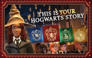 Harry Potter Hogwarts Mystery MOD APK Android 2.8.1 Screenshot