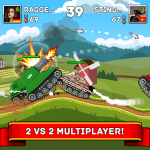 Hills of Steel MOD APK android 2.8.0