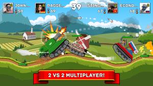 Hills Of Steel MOD APK Android 2.8.0 Screenshot