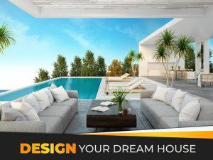 Home Design Dreams Design My Dream House Games MOD APK Android 1.4.5 Screenshot