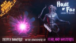 House Of Fear Surviving Predator MOD APK Android 2.2 Screenshot