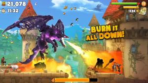 Hungry Dragon APK Android 2.10 B432 Screenshot