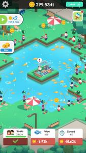 Idle Angler Tycoon MOD APK Android 1.0.4 Screenshot