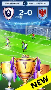 Idle Eleven Be A Millionaire Soccer Tycoon MOD APK Android 1.10.5 Screenshot