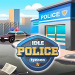 Idle Police Tycoon Cops Game MOD APK android 0.9.2