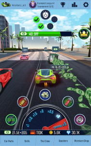 Idle Racing GO Clicker Tycoon & Tap Race Manager MOD APK Android 1.27.2 Screenshot