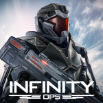Infinity Ops Online FPS MOD APK android 1.11.0