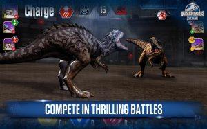 Jurassic World The Game MOD APK Android 1.45.1 Screenshot