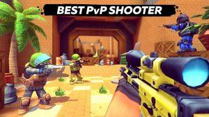 KUBOOM 3D FPS Shooter MOD APK Android 3.04 B559 Screen Shot