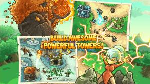 Kingdom Rush Origins MOD APK Android 4.2.25 Screenshoot