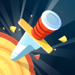 Knife Hit MOD APK android 1.8.9