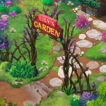 Lilys Garden MOD APK android 1.70.1