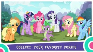 MY LITTLE PONY Magic Princess MOD APK Android 6.4.0h Screenshot