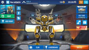 Mech Wars Multiplayer Robots Battle MOD APK Android 1.413 Screenshot