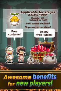 Merge Ninja Star 2 MOD APK Android 1.0.243 Screenshot