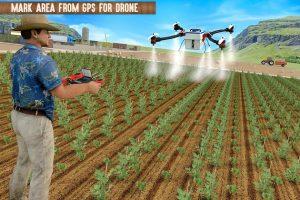 Modern Farming 2 Drone Farming Simulator MOD APK Android 2.3 Screenshot