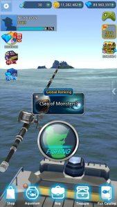 Monster Fishing 2020 MOD APK Android 0.1.155 Screenshot