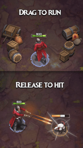 Monster Killer Assassin, Archer, Hero Shooter MOD APK Android 0.1.47 Screenshot