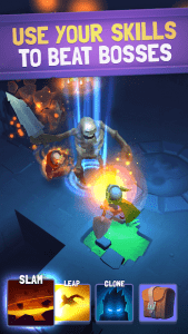 Nonstop Knight Offline Idle RPG Clicker MOD APK Android 2.12.0 Screenshot