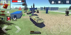Offroad Simulator Online MOD APK Android 2.3 Screenshot