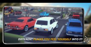 Parking Revolution Car Zone Pro MOD APK Android 1.0.1 Screenshot