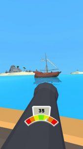 Pirate Attack MOD APK Android 0.2.5 Screenshot