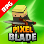 Pixel Blade Arena Idle action Dungeon RPG MOD APK android 1.4.1