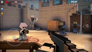 Pixel Strike 3D FPS Gun Game MOD APK Android 8.2.0 Screenshot