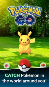Pokemon GO MOD APK Android 0.181.0 Screenshot
