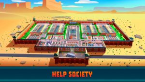 Prison Empire Tycoon Idle Game MOD APK Android 1.1.3 Screenshot