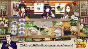 Ramen Craze Fun Kitchen Cooking Game MOD APK Android 1.0.4 Screenshot