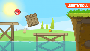 Red Ball 4 MOD APK Android 1.4.21 Screenshot