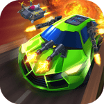 Road Rampage Racing & Shooting to Revenge MOD APK android 4.5.1