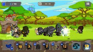 Royal Defense King MOD APK Android 1.4.8 Screenshot