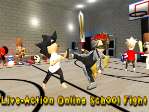 School Of Chaos Online MMORPG MOD APK Android 1.778 Screenshot