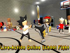 School Of Chaos Online MMORPG MOD APK Android 1.779 Screenshot
