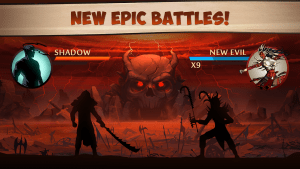 Shadow Fight 2 MOD APK Android 2.6.0 Screenshot