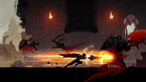 Shadow Knight Deathly Adventure RPG MOD APK Android 1.1.43 Screenshot