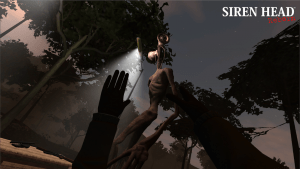Siren Head Reborn MOD APK Android 1.0 Screenshot