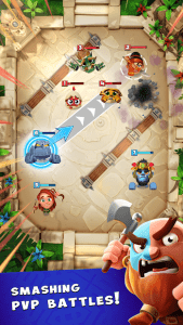 Smashing Four MOD APK Android 2.0.6 Screenshot