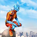 Snow Storm Superhero MOD APK android 1