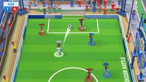 Soccer Battle 3v3 PvP MOD APK Android 1.3.7 Screenshot