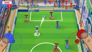 Soccer Battle 3v3 PvP MOD APK Android 1.4.0 Screenshot