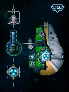 Space Arena Build A Spaceship & Fight MOD APK Android 2.7.9 Screenshot