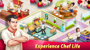 Star Chef 2 Cooking Game MOD APK Android 1.0.7 Screenshot