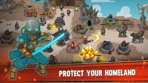 Steampunk Defense Tower Defense MOD APK Android 20.32.446 Screenshot