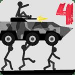 Stickman Destruction 4 Annihilation MOD APK android 1.17